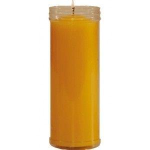 Velón Color Amarillo