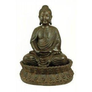 Fuente Buda mediana