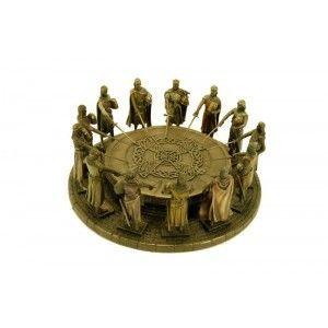 Figura mesa redonda del Rey Arturo - AGOTADO -