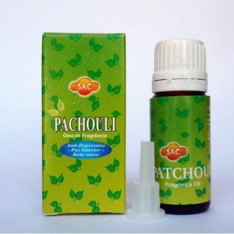 Aceite de Patchuli