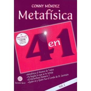 Metafísica 4 en 1 - Vol I