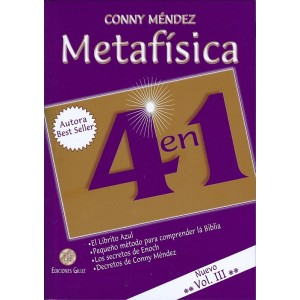 Metafísica 4 en 1 - Vol III