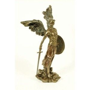 Figura Arcángel San Miguel