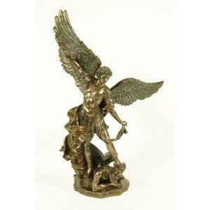 Figura Arcángel San Miguel - AGOTADO -