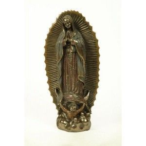 Figura Virgen de Guadalupe