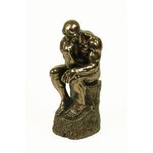 Figura el Pensador de Rodin - AGOTADO -