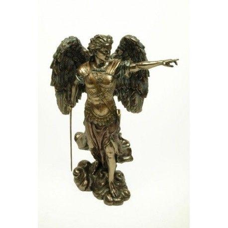 Figura Arcángel San Miguel AGOTADO -