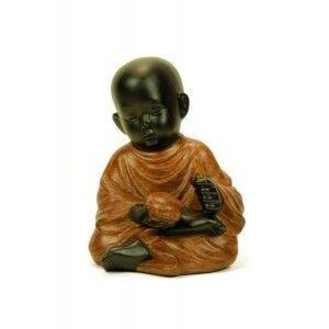 Figura monje sentado - AGOTADO -