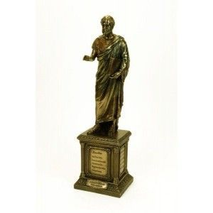 Figura filósofo griego Aristóteles -AGOTADO -