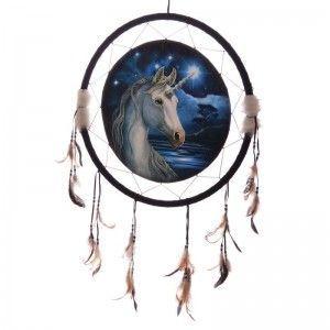 Atrapasueños Unicornio de Lisa Parker - Aro 60cm
