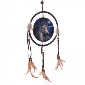 Atrapasueños Unicornio de Lisa Parker - Aro 16cm
