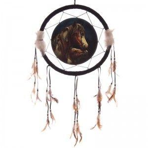 Atrapasueños Apache de Lisa Parker - Aro 33cm