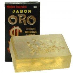 Línea Oro Jabón