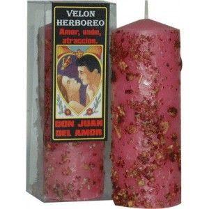 Velón Herbóreo Don Juan Del Amor