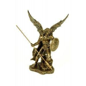 Figura Arcángel San Rafael
