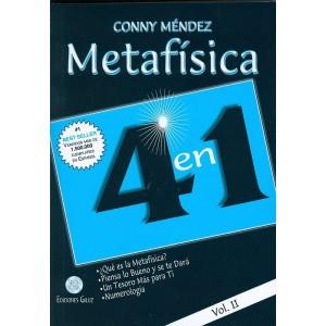 Metafísica 4 en 1 - Vol II