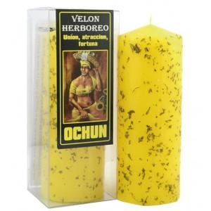 Velón Herbóreo Ochun