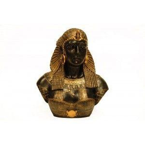 Figura busto de Cleopatra VII