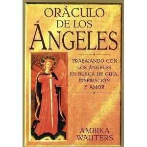 Oraculo de los Ángeles (Libro+ Cartas)